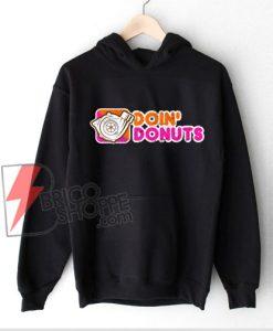 Drifting-Shirt-Doin-Donuts-Funny-Drift-Racing-Car-Hoodie---Funny-Hoodie