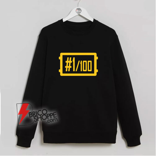 PUBG Sweatshirt - Winner Winner Chicken Dinner Sweatshirt - Funny Sweatshirt On Sale