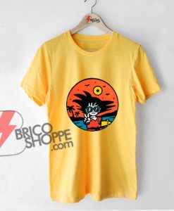 Peace-Son-Go-ku-Shirt---Songoku-Shirt---Funny-Shirt-On-Sale