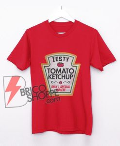 TOMATO KETCHUP Shirt - Matching Shirts - Best Friends Halloween Shirts - Funny Shirt