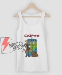 Tardis-Scooby-Who---Funny-Doctor-Scooby-Police-Box-Shirt---Parody-Tank-Top