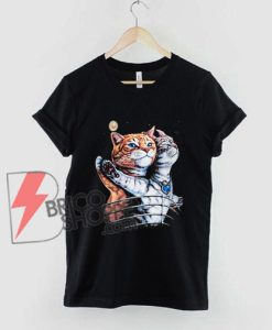 Titanic cat shirt - funny Cat lover Cat - cat T-shirt