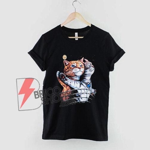 Titanic cat shirt - funny Cat lover Cat - cat T-shirt
