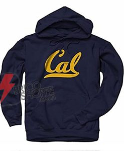 University-of-California-Berkeley-California-Golden-Bears-Script-Cal-Mens-Hoodie