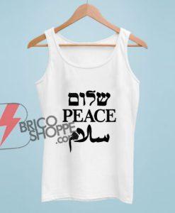 jay z peace Tank Top – Peace Tank Top – Funny Jay Z Tank Top