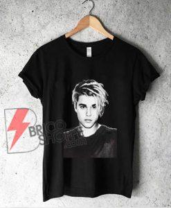 nick starkel justin bieber shirt - Justin Bieber Shirt - Funny Bieber Shirt
