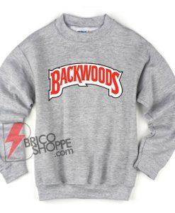 BACKWOODS Sweatshirt - Funny Sweatshirt On Sale