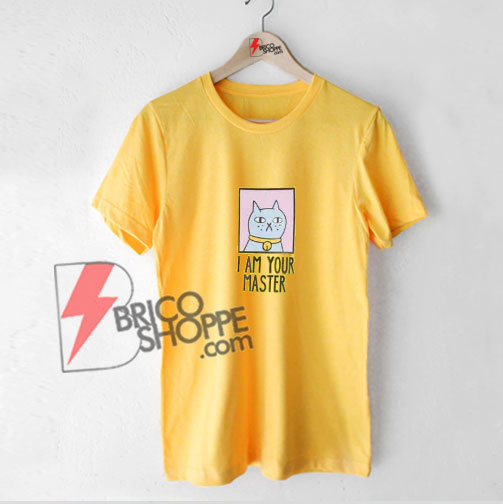 BTS JIN I AM YOUR MASTER T-Shirt - Funny Kpop Shirt On Sale