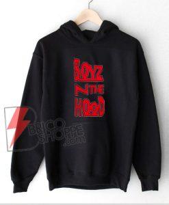 Boyz n the hood logo Hoodie - Funny Hoodie On Sale