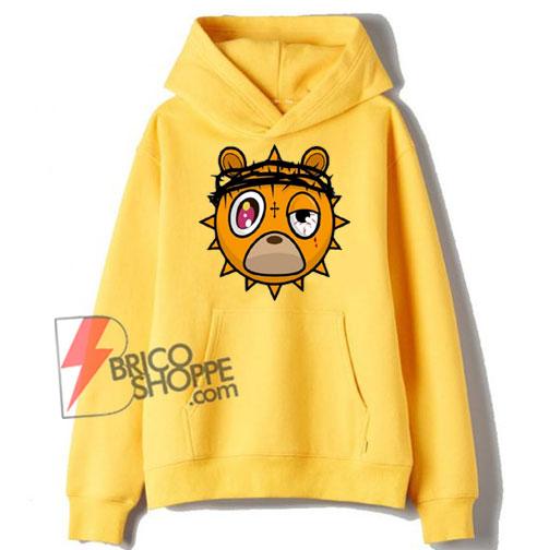 Glo Gang Bear Hoodie - Funny Hoodie On Sale
