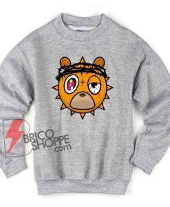 Glo Gang Bear Sweatshirt – Funny Sweatshirt On Sale