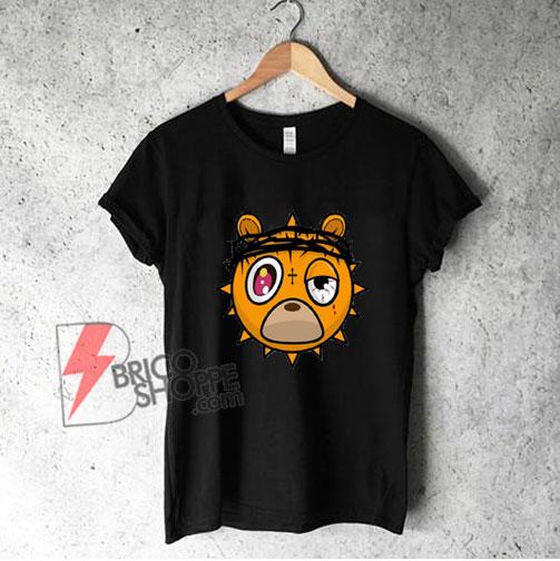 Glo Gang Bear T-Shirt - Funny Shirt On Sale