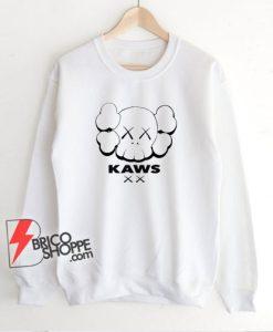 Kaws-Art-Sweatshirt---Funny-Sweatshirt-On-Sale
