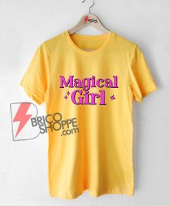 Magical Girl T-Shirt - Funny Shirt On Sale