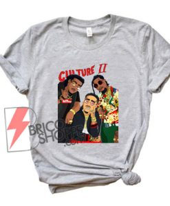 Migos in family tshirt - Funny Shirt On Sale