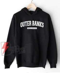 Outer banks north carolina Hoodie - Funny Hoodie On Sale
