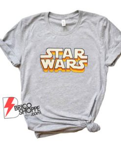 Star Wars Shirt - Star Wars 70's Style Shirt - Vintage Shirt - Funny Shirt