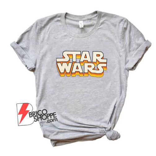 Star Wars Shirt - Star Wars 70's Style Shirt - Vintage Shirt - Funny Shirt