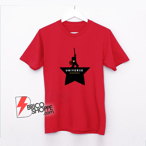 Universe And Earth Musical Steven T-Shirt - Funny Shirt On Sale