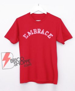 Vintage EMBRANCE T-Shirt - Funny Shirt On Sale