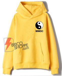 WWDC Ying Yang Hoodie - Funny Hoodie On Sale