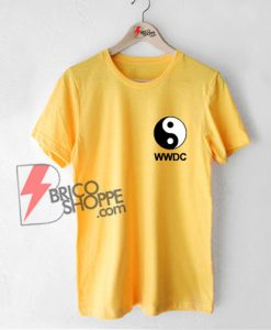 WWDC Ying Yang Shirt - Funny Shirt On Sale