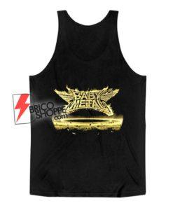 Babymetal Metal Resistance Tank Top - Babymetal Tank top - Funny Tank Top