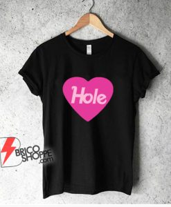 Heart Logo Courtney Love Hole Band T Shirt - Funny Shirt On Sale