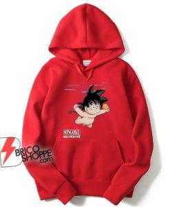 Parody Songoku Nevermind Hoodie - Funny Dragon Ball Z Hoodie- Parody Hoodie