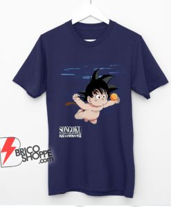 Parody Songoku Nevermind Shirt - Funny Dragon Ball Z T- Shirt - Parody Shirt