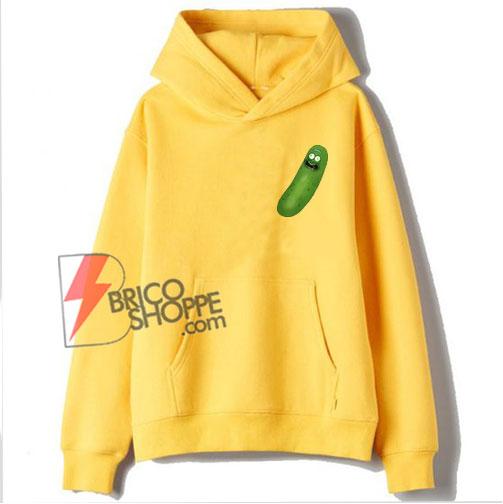 Pickle Rick Hoodie – Funny Rick and Morty Hoodie