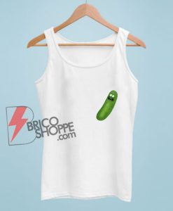 Pickle Rick Tank Top - Funny Rick and Morty Tank Top