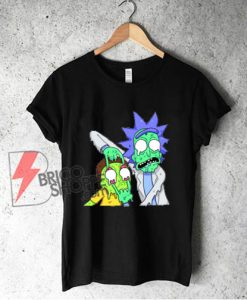 Rick and Morty Zombie T-Shirt - Funny Rick and Morty Shirt