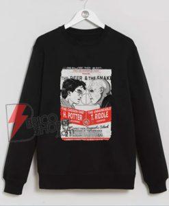 the-deer-vs-the-snake-Sweatshirt---Harry-Potter-Sweatshirt---Funny-Sweatshirt-On-Sale