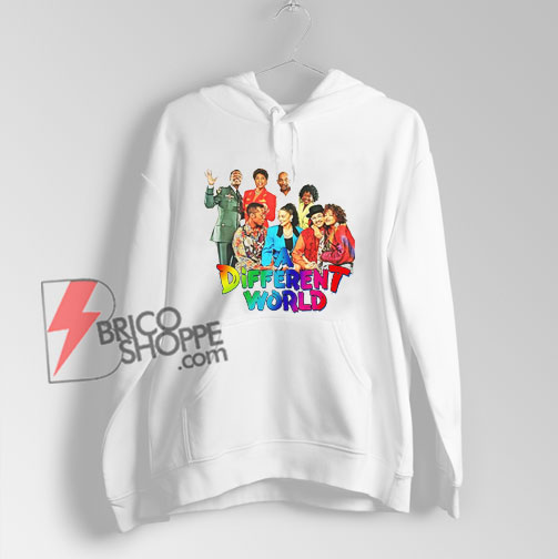 A Different World Characters Hoodie - Funny Hoodie on Sale