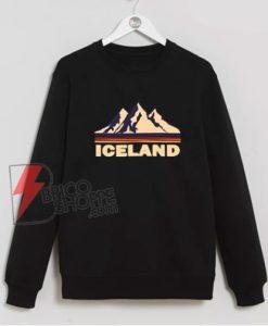 Iceland Sweatshirt – Funny Sweatshirt On Sale