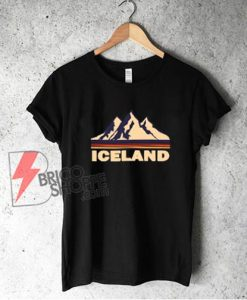 Iceland T-Shirt - Funny Shirt On Sale