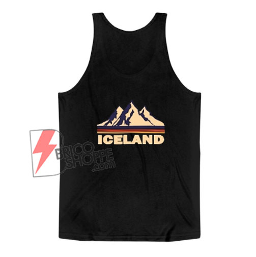 Iceland Tank Top – Funny Tank Top On Sale