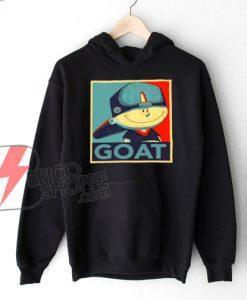 Pablo Sanchez Goat Baseball Hoodie - Funny Hoodie On Sale