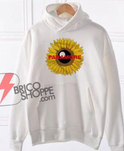 Paramore Sunflower Hoodie - Funny Hoodie On Sale