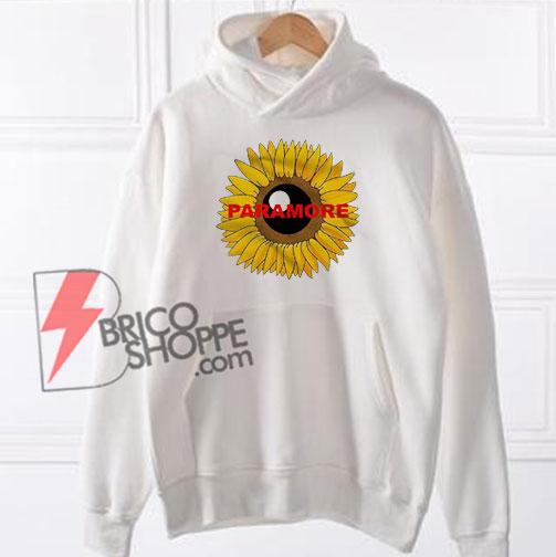 Paramore Sunflower Hoodie - Funny Hoodie On Sale