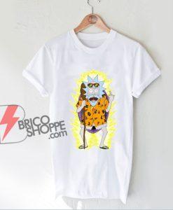 Rick and Morty x Dragon Ball Z Shirt - Funny Shirt On Sale