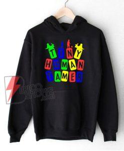Tiny Human Tamer RGB Color Hoodie – Funny Hoodie On Sale