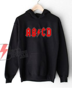ABCD Highway To Spell Classic Hoodie – Funny Hoodie On Sale