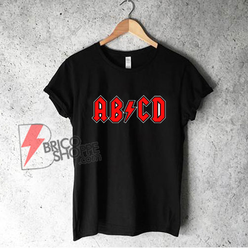 ABCD Highway To Spell Classic T-Shirt - Funny Shirt On Sale