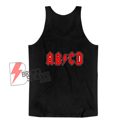 ABCD Highway To Spell Classic Tank Top– Funny Tank Top On Sale