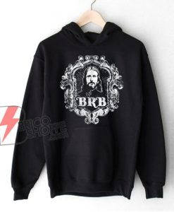 JESUS HUMOR Hoodie - GOOD FRIDAY JESUS BE RIGHT BACK EASTER Hoodie