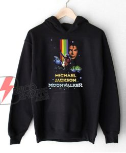 Michael Jackson moonwalker Hoodie – Parody Hoodie – Funny Hoodie On Sale (2)