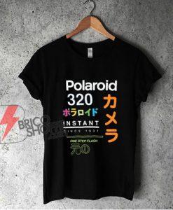 Polaroid Shirt - Vintage Polaroid 320 Since 1937 Shirt - Vintage Shirt