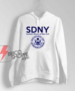 SDNY Hoodie – Southern District of New York Hoodie – Funny Hoodie On Sale